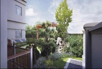 天津花园景观设计