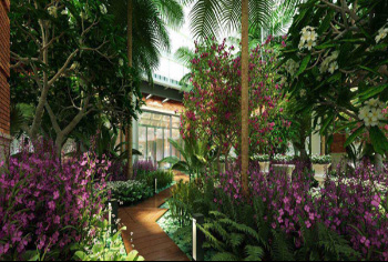 天津别墅园林设计