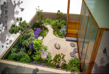 私人庭院景观设计
