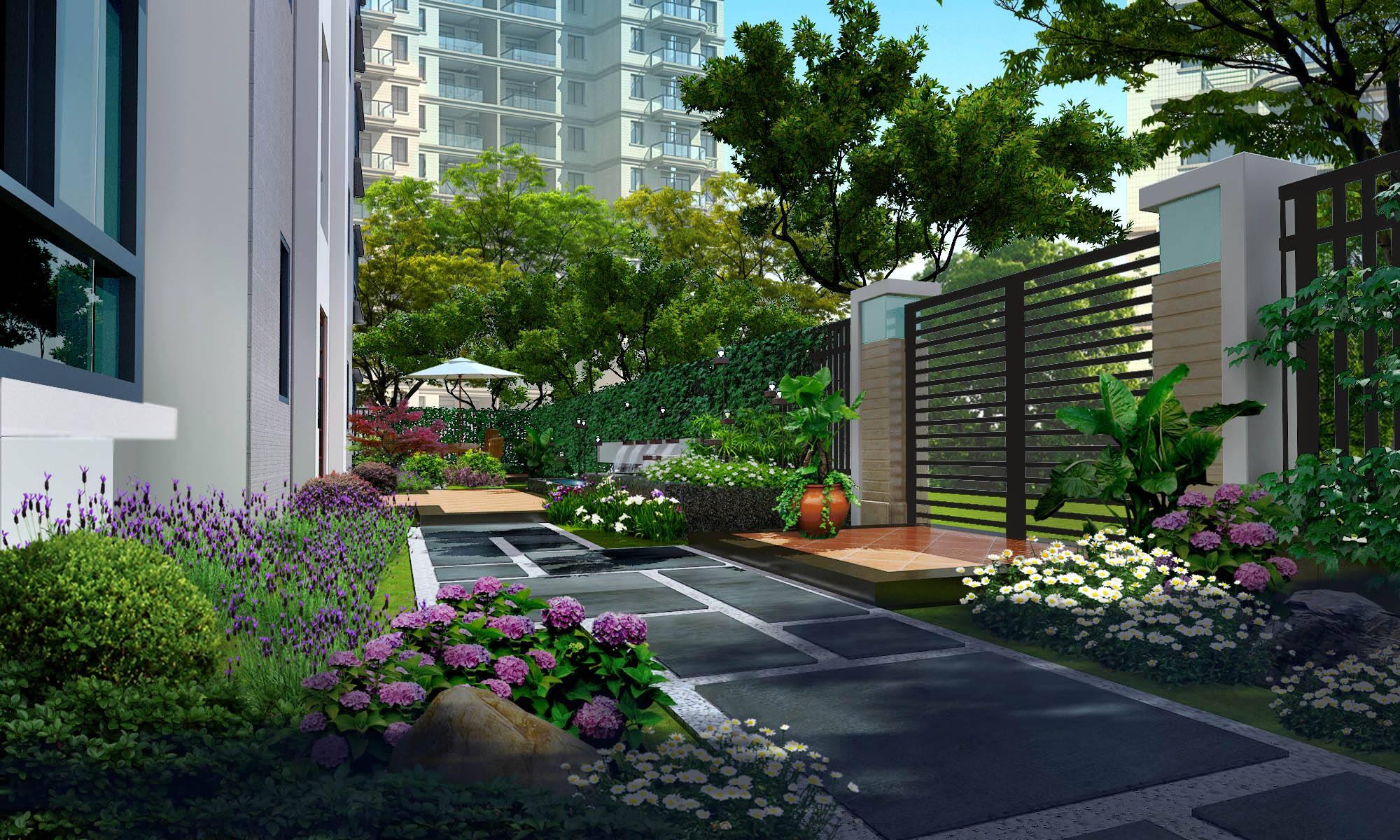 庭院景观设计怎样变得更加美观