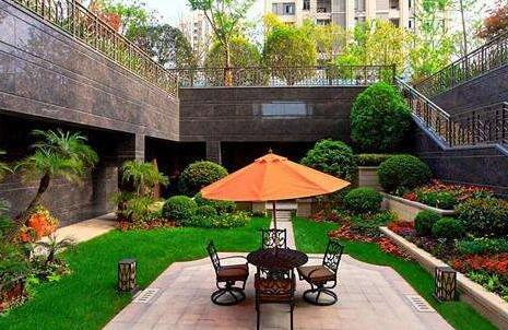 天津私人园林设计常用材料