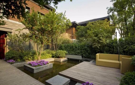 天津庭院绿化如何选择植物