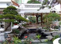 天津庭院景观设计有什么原则