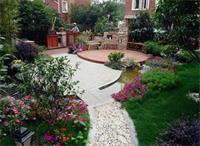 天津私家花园设计的施工技巧有什么