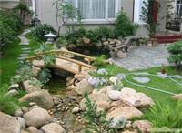 天津庭院景观设计的原则有什么