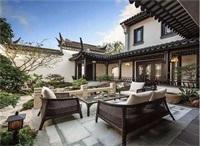 天津中式庭院景观设计必备要素有什么