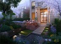 天津庭院景观设计的铺装设计有什么