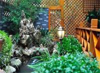 天津庭院景观设计造型有什么
