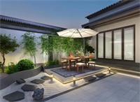 天津庭院景观设计的技巧有什么