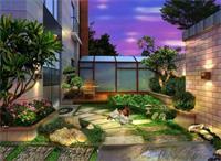 天津别墅庭院景观设计有什么特点