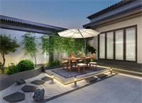 中式庭院景观设计的必备要素有什么