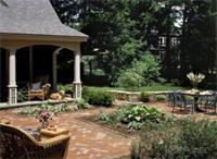 天津私家花园设计如何设计小型户外聚会场所