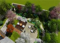 天津别墅花园设计秘诀