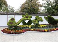 天津园林景观设计中空间与时间距离