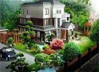 天津别墅景观设计的验收规范