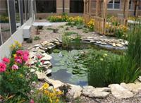 天津私家花园设计挡土墙有哪些材料
