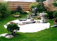 天津庭院景观设计中植物配置