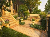 天津别墅庭院设计范围