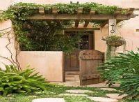 天津私人庭院花架
