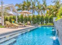 天津别墅景观设计之泳池区域的注意事项