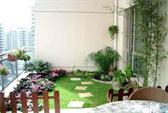 天津私人别墅庭院施工