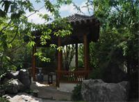 天津中式庭院布局的艺术