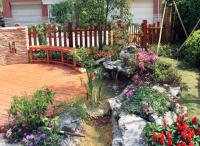 私家花园景观设计如何运用形状